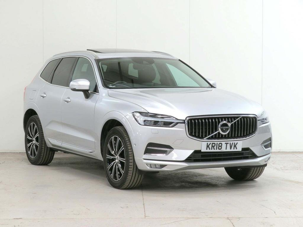 USED 2018 18 VOLVO XC60 2.0 D4 Inscription Auto AWD (s/s) 5dr **£6,025 EXTRAS**HOME-DELIVERY