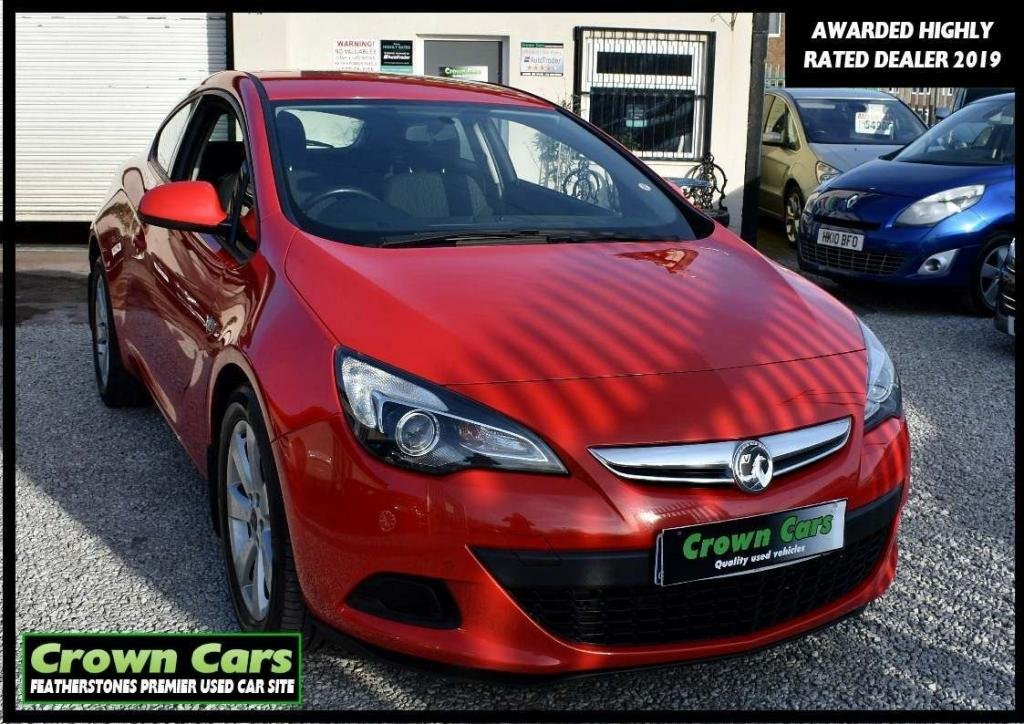 USED 2012 62 VAUXHALL ASTRA 2.0 CDTi Sport (s/s) 3dr RESERVE TODAY VIEW LATER