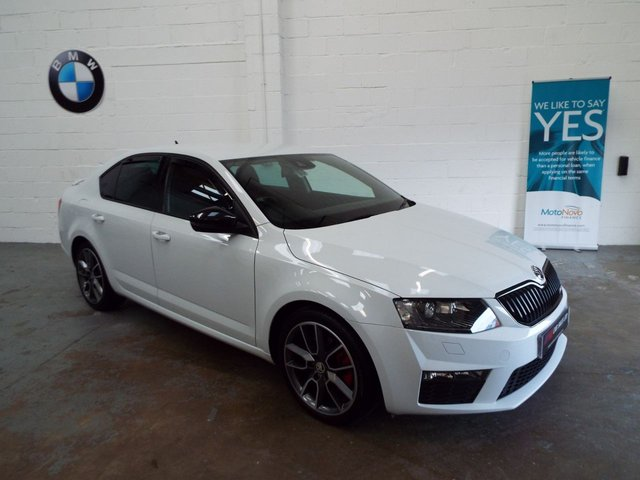 1970 16 SKODA OCTAVIA 2016 Skoda 2.0TDI VRS SOLD TO EMILY FROM WAKEFIELD