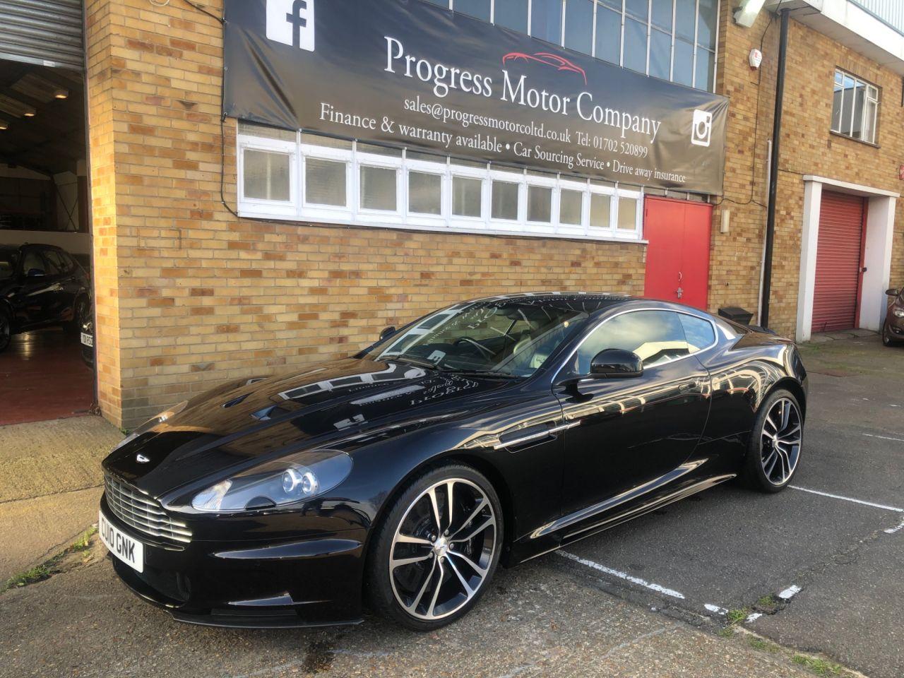 2010 Aston Martin Dbs V12 74 000