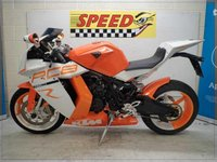 USED 2008 08 KTM RC8 1150