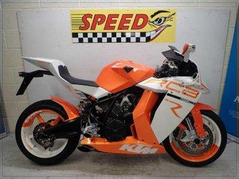 2008 KTM RC8 1150 RC8 1150 £5695.00