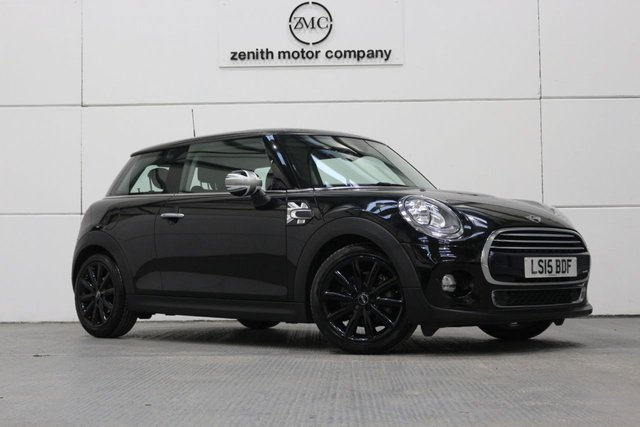 2015 15 MINI HATCH COOPER 1.5 COOPER 3d 134 BHP