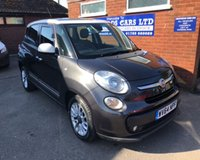 2014 FIAT 500L 1.6 MULTIJET LOUNGE 5d 105 BHP £4790.00