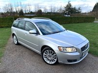2010 VOLVO V50 1.6 D DRIVE SE LUX 5d 109 BHP, Full Service History, Cambelt Replaced £5995.00