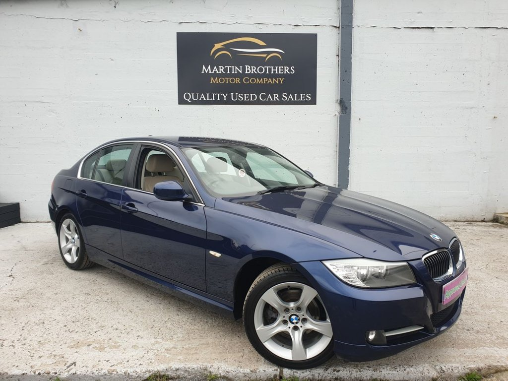 USED 2011 11 BMW 3 SERIES 2.0 318I EXCLUSIVE EDITION 4d 141 BHP
