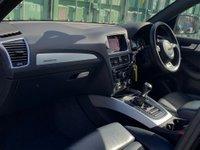 USED 2014 64 AUDI Q5 2.0 TDI S line quattro (s/s) 5dr LED/Xenons/Cruise/DAB