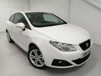 2011 SEAT IBIZA 1.4 SE COPA 3d 85 BHP £3000.00