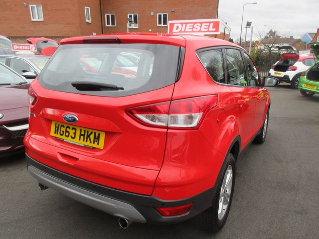 USED 2013 63 FORD KUGA 2.0 ZETEC TDCI 5d 138 BHP ***JUST ARRIVED...TEST DRIVE TODAY***NO DEPOSIT DEALS