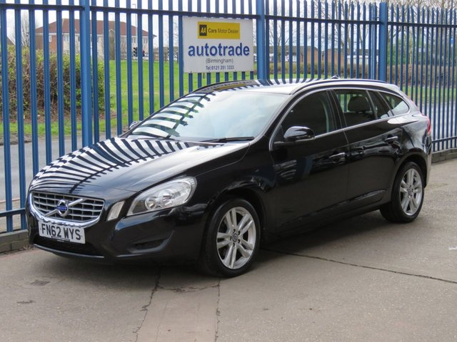 USED 2012 62 VOLVO V60 2.0 D4 SE 5d 161 BHP