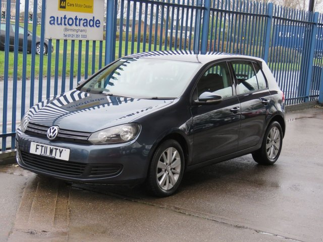 USED 2011 11 VOLKSWAGEN GOLF 1.6 MATCH TDI BLUEMOTION TECHNOLOGY 5dr DAB Bluetooth & audio Park sensors ULEZ Compliant ULEZ Compliant Part exchange available Open 7 days