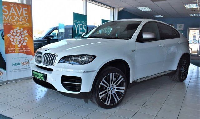 2014 14 BMW X6 3.0 M50D 5 SEATS 376 BHP LOW-MILES FBMWH