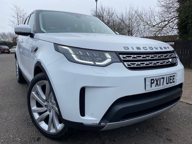 2017 17 LAND ROVER DISCOVERY 3.0 TD6 HSE 5d AUTO 255 BHP