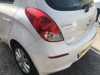 USED 2014 14 HYUNDAI I20 1.2 ACTIVE 5d 84 BHP Only 32,000 Miles and £30 Road Tax, Full Hyundai Service History,12 Mths Mot & Pre Sale Service !
