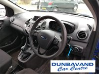 USED 2017 17 FORD KA+ 1.2 ZETEC 5d 69 BHP One Owner, Only £30 Road Tax & Only 15,000 Miles, Service History, Ford Bluetooth, Pre Sale Service & 12 Mths Mot !