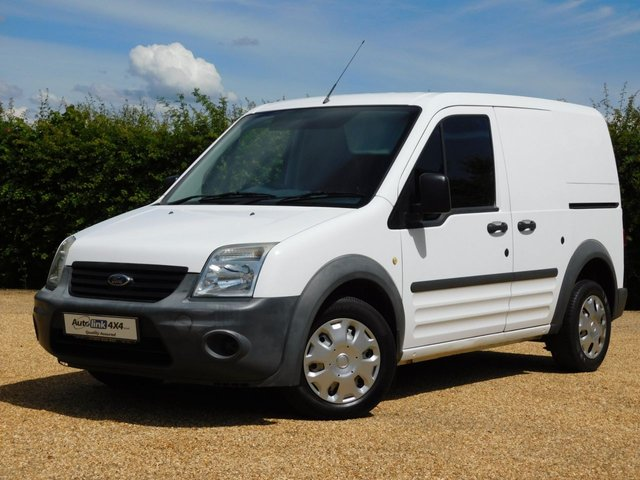 USED 2012 61 FORD TRANSIT CONNECT 1.8 T200 LR 74 BHP Electric Windows+Bluetooth