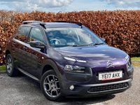 USED 2017 17 CITROEN C4 CACTUS 1.2 PURETECH FEEL 5d  * ONE OWNER FROM NEW *