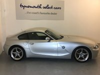 USED 2008 58 BMW Z4 3.0 Z4 SI COUPE 2d 265 BHP