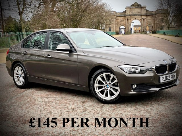 USED 2012 62 BMW 3 SERIES 2.0 318D SE *VERY LOW MILEAGE*