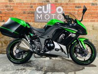 USED 2015 65 KAWASAKI Z1000SX MGF ABS Kawasaki Colour Coded Panniers
