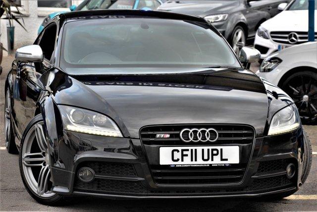 2011 11 AUDI TT 2.0 TTS TFSI QUATTRO 2d 272 BHP
