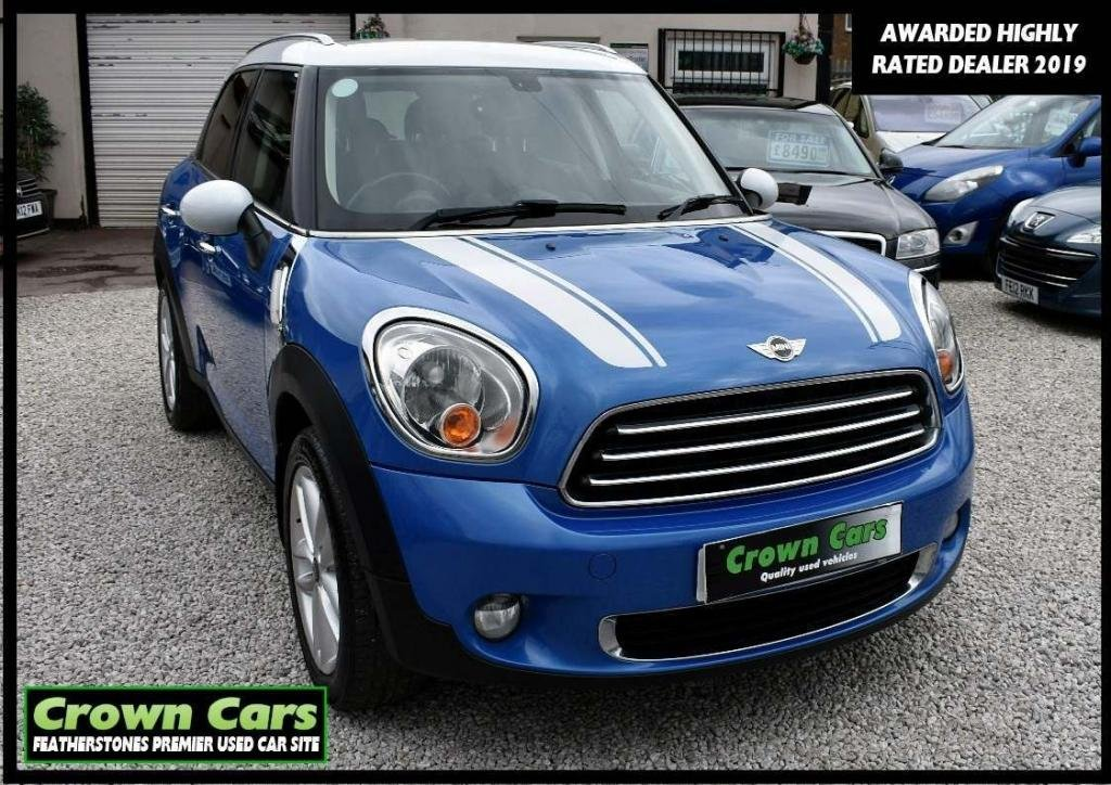 USED 2010 60 MINI COUNTRYMAN 1.6 Cooper D 5dr RESERVE TODAY VIEW LATER