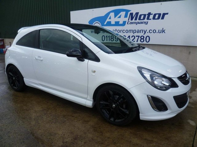 2014 63 VAUXHALL CORSA 1.2 i 16v Limited Edition 3dr (a/c)