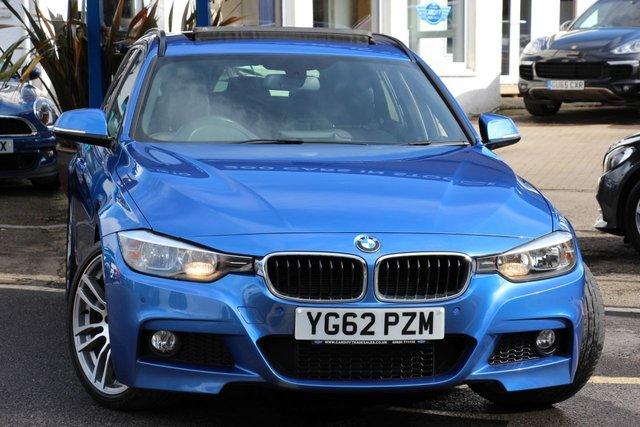 2012 P BMW 3 SERIES 3.0 330D M SPORT TOURING 5d 255 BHP