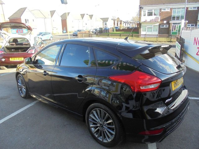 USED 2018 18 FORD FOCUS 1.0 ST-LINE 5d 139 BHP JUST ARRIVED ST LINE