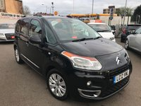USED 2012 12 CITROEN C3 PICASSO 1.6L PICASSO EXCLUSIVE EGS 5d 120 BHP AUTO ONLY 23000 MILES!!!