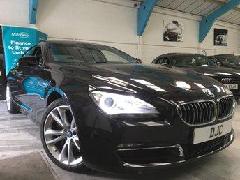 2016 BMW 6 SERIES 3.0 640D SE GRAN COUPE 4d 309 BHP £16990.00