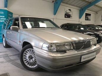 1995 VOLVO 960 2.9 24V 5d 204 BHP £3990.00