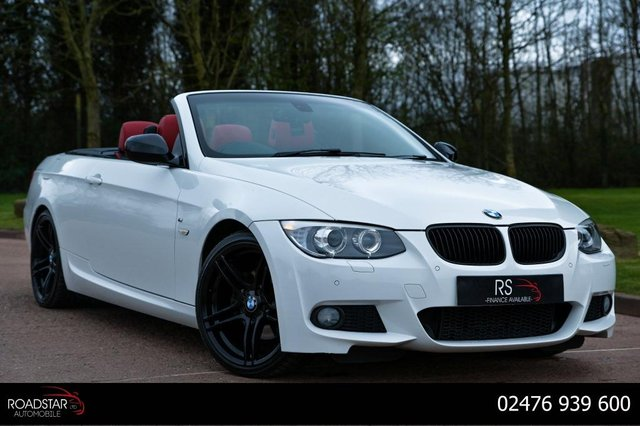USED 2011 11 BMW 3 SERIES 2.0 320d M Sport 2dr SOLD
