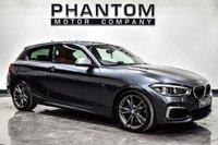 USED 2016 16 BMW 1 SERIES 3.0 M135I 3d 322 BHP