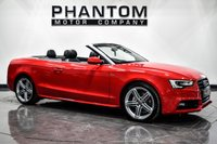 USED 2014 14 AUDI A5 2.0 TFSI S LINE SPECIAL EDITION 2d 222 BHP