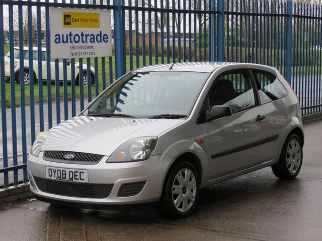 USED 2008 08 FORD FIESTA 1.2 STYLE CLIMATE 16V 3d 78 BHP. Ulez Compliant Air conditioning, Heated Windscreen Ideal 1st Car, Low insurance group, Air conditioning, Heated Windscreen