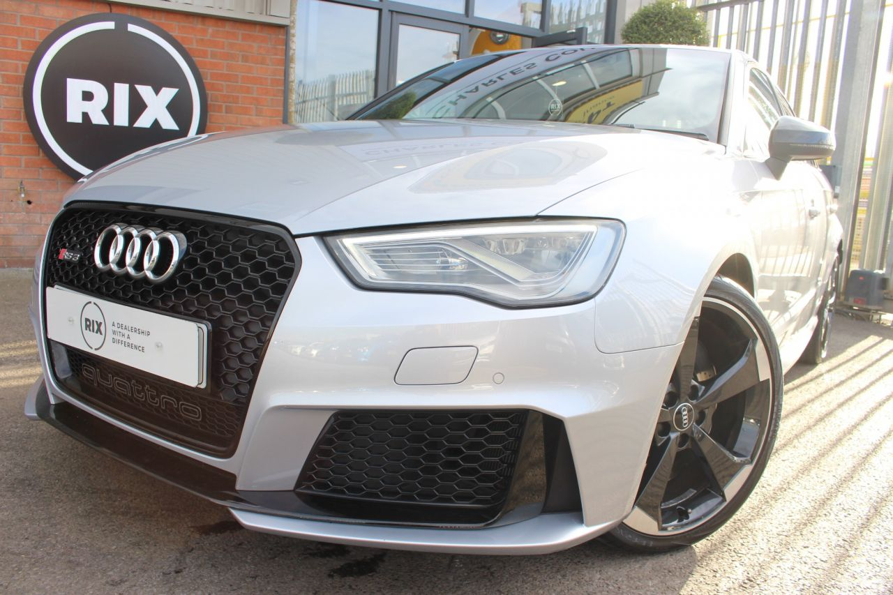 Used AUDI RS3for sale