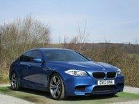 USED 2013 13 BMW M5 4.4 M5 4d 553 BHP