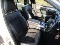 USED 2014 64 MERCEDES-BENZ E-CLASS 2.1 E220 BLUETEC AMG LINE 5d 174 BHP