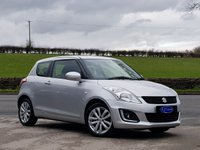 USED 2016 65 SUZUKI SWIFT 1.2 SZ3 3d 94 BHP 64mpg and costs £30 a year to tax