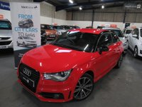 2013 AUDI A1 1.6 TDI S LINE STYLE EDITION 3d 103 BHP £7990.00