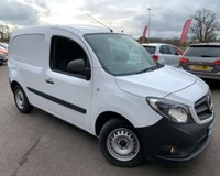 2018 MERCEDES-BENZ CITAN 1.5 109 CDI BLUEEFFICIENCY 90 BHP £9900.00