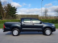 USED 2014 14 TOYOTA HI-LUX 2.5 ACTIVE 4X4 D-4D DCB 142 BHP