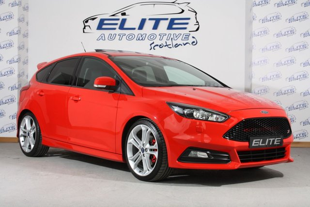 USED 2015 65 FORD FOCUS 2.0 ST-3 5d 272 BHP MOUNTUNE FPM275 FOCUS ST-3 WITH BIG SPEC+LOW MILES+FULL HISTORY