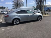USED 2013 56 FORD MONDEO 2.0 TITANIUM X BUSINESS EDITION TDCI 5d 138 BHP