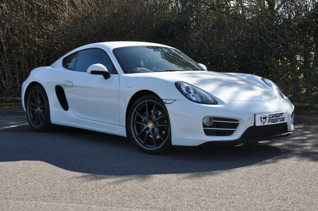USED 2014 W PORSCHE CAYMAN 2.7 24V PDK 2d 275 BHP £6,692 worth of EXTRAS!!