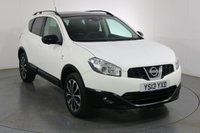 USED 2013 13 NISSAN QASHQAI 1.5 DCI 360 5d 110 BHP 2 OWNERS with 6 Stamp SERVICE HISTORY