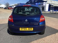 USED 2006 55 RENAULT CLIO 1.6 EXPRESSION 16V 5d 111 BHP