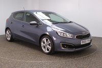 USED 2015 65 KIA CEED 1.6 CRDI 4 ISG 5DR 134 BHP £20 12 MONTHS ROAD TAX + HEATED LEATHER SEATS + PANORAMIC ROOF + SATELLITE NAVIGATION + PARK ASSIST + REVERSE CAMERA + PARKING SENSOR + HEATED STEERING WHEEL + BLUETOOTH + CRUISE CONTROL + CLIMATE CONTROL + MULTI FUNCTION WHEEL + ELECTRIC/MEMORY FRONT SEATS + PRIVACY GLASS + DAB RADIO + ELECTRIC WINDOWS + ELECTRIC/HEATED DOOR MIRRORS + 17 INCH ALLOY WHEELS