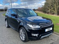 USED 2015 65 LAND ROVER RANGE ROVER SPORT 3.0 SDV6 HSE 5d 306 BHP 1 OWNER, LAND ROVER SERVICE HISTORY
